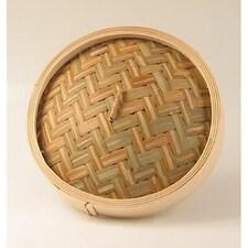 Capac pentru Cos din Bambus pentru Gatit la Abur, ø 20 cm exterior, ø 18 cm interior, 8 inch