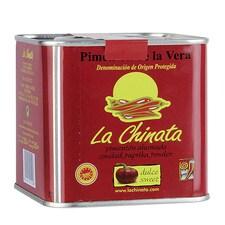 Pimenton de la Vera D.O.P., Afumat, Dulce, 350 g, La Chinata - Spania