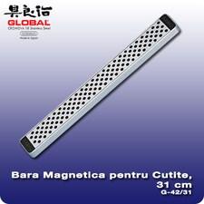 Bara Magnetica pentru Cutite, 31cm - Global, Japonia