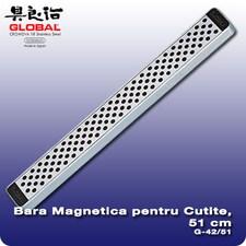 Bara Magnetica pentru Cutite, 51cm - Global, Japonia