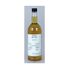 Brandy, Modificat cu Sare si Piper, 40% vol., 1 litru - La Carthaginoise