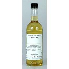 Calvados, Modificat cu Sare si Piper, 40% vol., 1 litru - La Carthaginoise
