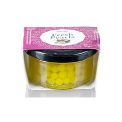 Caviar din Fructul Pasiunii / Maracuja, Sfere Ø 6-8mm, 55 g - Fresh Pearls