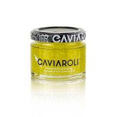 Caviaroli® - Caviar din Ulei de Masline cu Rozmarin, Verde, 50 g - Spania