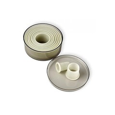 Cercuri de Bucatarie din Plastic, ø 2-10 cm, Set 9 buc. - de Buyer, Franta