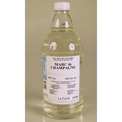 Marc de Champagne, Gel pentru Patiserie si Inghetata, 50% vol., 2 litri - La Carthaginoise