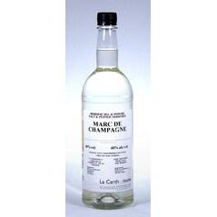 Marc de Champagne, Modificat cu Sare si Piper, 40% vol., 1 litru - La Carthaginoise