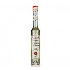 Otet Balsamico Bianco Agrodolce, Maturat 5 ani in Butoi de Stejar, 100 ml - Leonardi, Italia