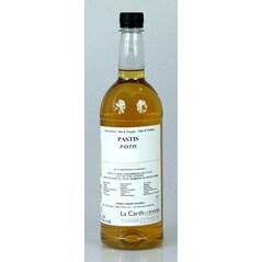 Pastis, Modificat cu Sare si Piper, 45% vol., 1 litru - La Carthaginoise