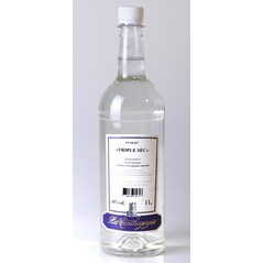 Triple Sec, Tip Cointreau, 60% vol., 1 litru - La Carthaginoise