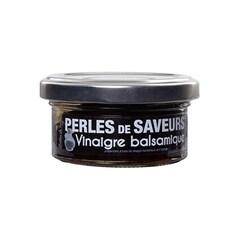 Caviar din Otet Balsamic, Sfere Ø 5mm, 50 g - Les Perles de Saveurs ®