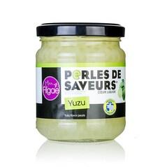 Caviar din Yuzu, Sfere Ø 5mm, 200 g - Les Perles de Saveurs®