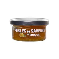 Caviar din Mango, Sfere Ø 5mm, 50 g - Les Perles de Saveurs®