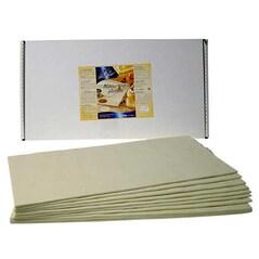 Aluat de Foitaj, Placi de 47 x 26 x 0,4cm, Congelat, 10 x 500g, 5Kg - Toni Kaiser