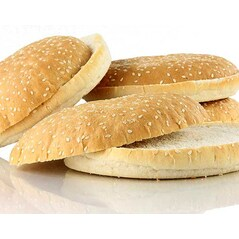 Chifle Gigantice pentru Hamburger, ø 14cm, Congelate, 500g, 16 buc. - Lantmännen Unibake