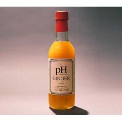 Ginger Syrup (Sirop de Ghimbir), vegan, BIO, 250 ml - pHenomenal DRINKS
