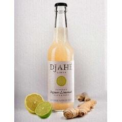 Limonada cu Ghimbir si Lamaie, Tulbure, BIO, 330 ml - Djahé
