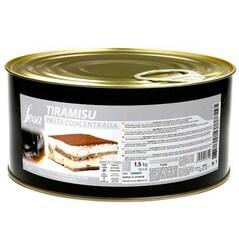 Pasta Concentrata din Tiramisu 1,5 Kg - SOSA