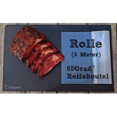Saculeti-Membrana pentru Maturare, Rola de 300 x 28cm, pentru Dry Aged Beef - 55GRAD