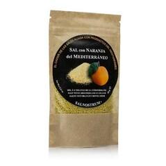 Sare de Mare cu Portocale, 60g - Salnostrum