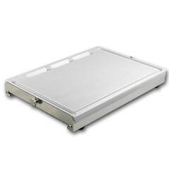 Statie pentru Tocare si Transare, Alb, 580 x 380 x 75mm - Cuttworx´s