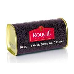 Bloc de Foie Gras de Rata, cu Armagnac, 98% foie Gras, 210 g - Rougié, Franta