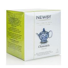 Ceai de Musetel, Silken Pyramids, 15 buc, 37,5 g - Newby
