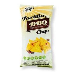 Tortilla Chips Picante, BBQ, Nacho Chips, 450 g - Sierra Madre