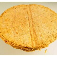 Tortilla Wraps - Tomate, ø 25-30cm, Congelate, 18 buc, 1,24Kg - Mission