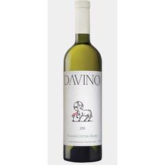 DOMAINE CEPTURA BLANC, Dealu Mare, Sec, 13% vol., 750 ml - Davino, Romania