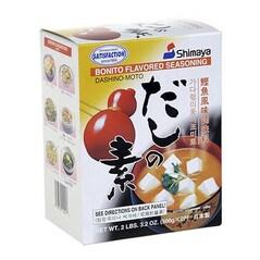 Dashi No Moto - Fond Japonez de Peste, cu Pudra de Bonito, 2 x 500g, 1Kg - Shimaya