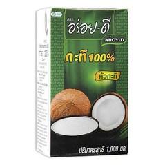 Lapte de Cocos, 1000ml - Aroy-D