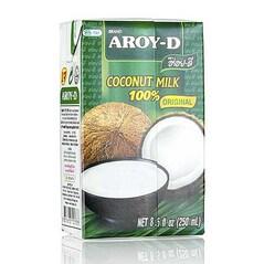Lapte de Cocos, 250ml - Aroy-D
