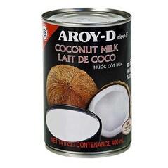 Lapte de Cocos, 400ml - Aroy-D
