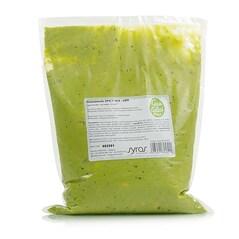 Pasta de Avocado, Guacamole Condimentat, Spicy Mix, Congelata, 2,5Kg - Syros
