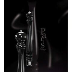 Rasnita pentru Piper, Lemn de Fag, Negru Lacuit, Paris Prestige 4