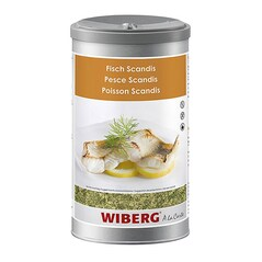 Sare Condimentata, pentru Peste, Scandis, 700g - Wiberg