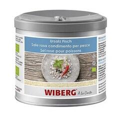 Sare Roz, Condiment pentru Peste, BIO, 460g - Wiberg