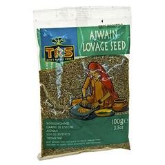 Seminte de Ajowan (Ajwain), Ajwain Lovage Seed, 100 g - TRS