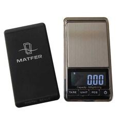 Cantar Electronic de Precizie (500 g/0,1 g) - Matfer