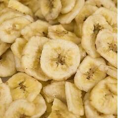 Chips-uri de Banane, Honey Dipped, 1Kg - Bos Food