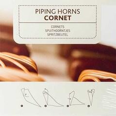 Cornete/Sprituri pentru Scris, 500 foi - Callebaut