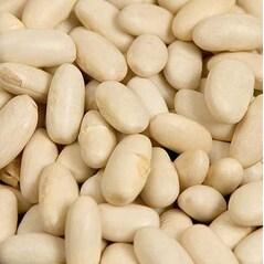 Fasole Alba, Lingots Blanc, Boabe Uscate, 1Kg - Bos Food