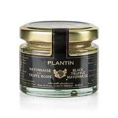 Maioneza cu Trufe Negre de Iarna (Tuber Melanosporum), 50g - Plantin