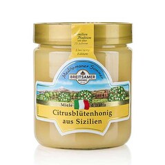 Miere de Citrice din Sicilia, 500g - Breitsamer