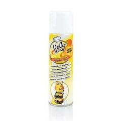 Spray Velurat - cu Unt de Cacao, Alb (Neutru), 250ml - Velly