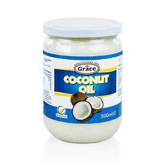Ulei de Cocos (Grasime de Cocos), 500ml - Grace