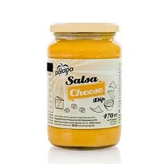 Cheddar Cheese Sauce, 470g - Palapa