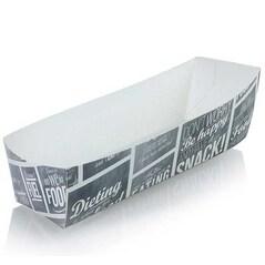 Cutie din Carton pentru Tapas, 105x33x30mm, 400 buc.