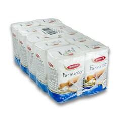 Faina de Grau, Tip 00, pentru Paste/Taitei, 1Kg x 10buc., 10Kg - Granoro, Italia